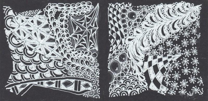 schwarze-zentangles-doppelt